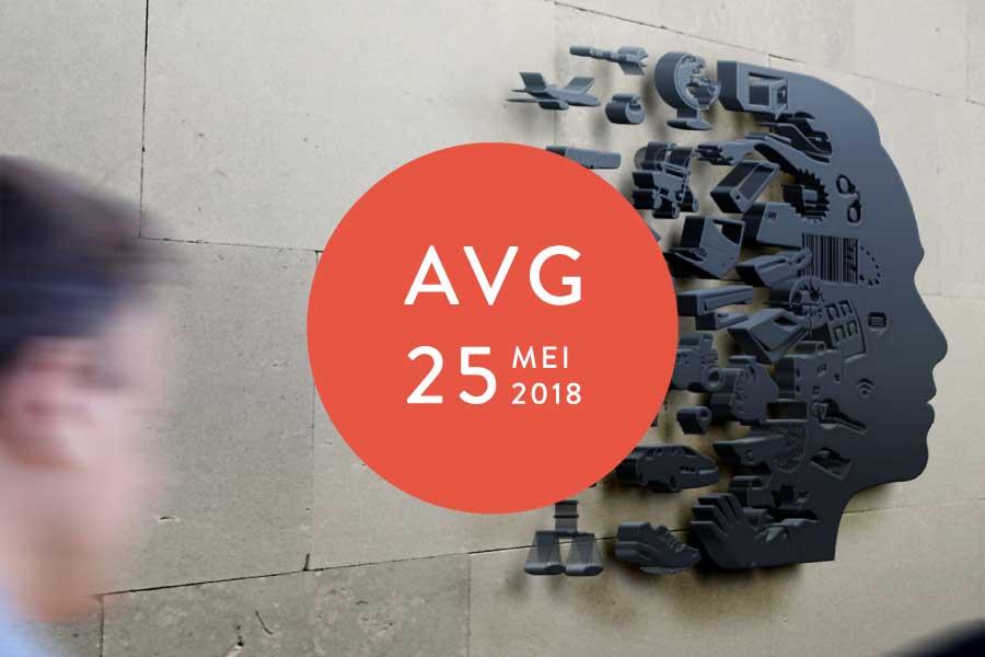 AVG-website maatregelen