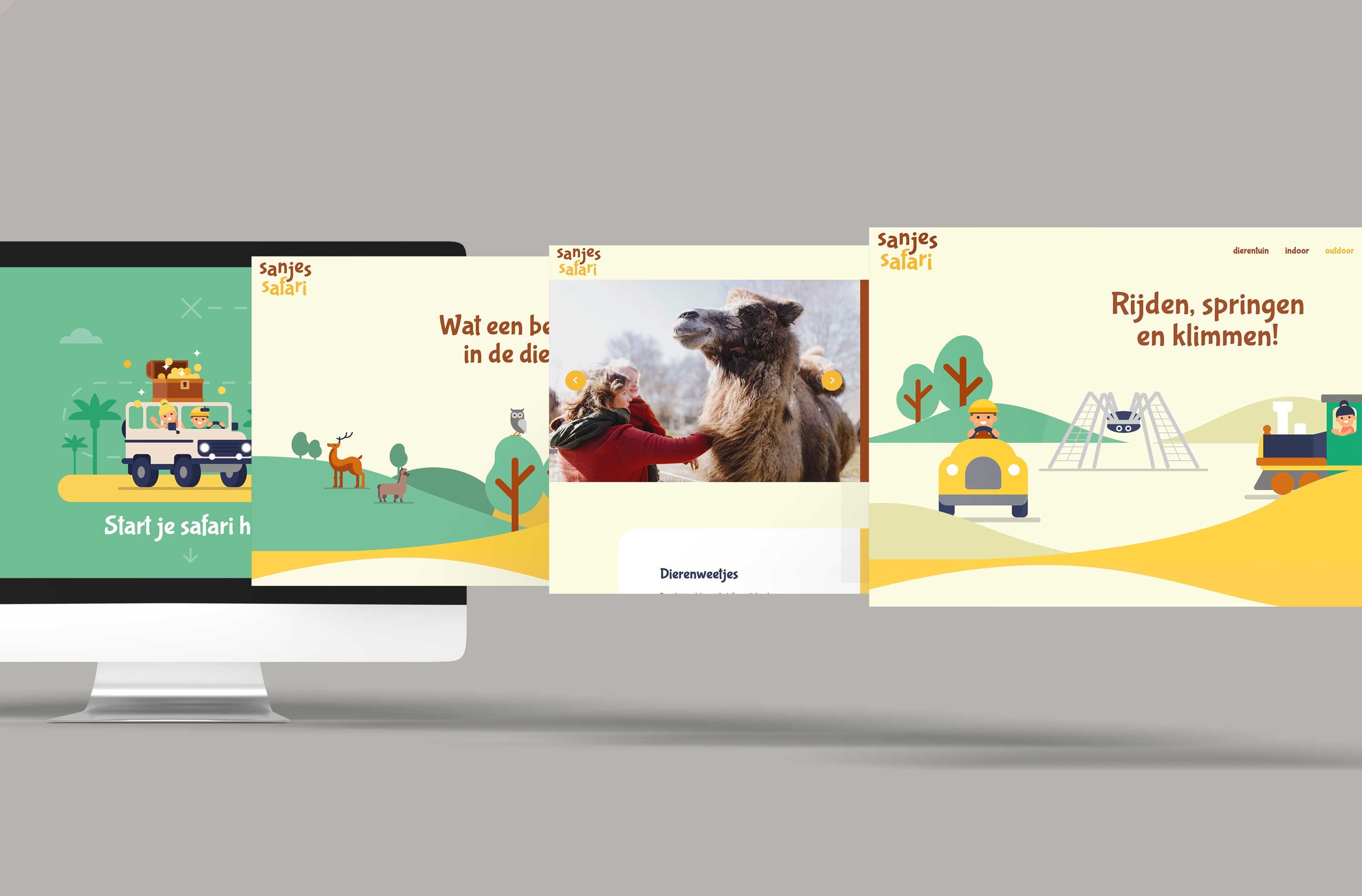 Sanjes Safari case banner