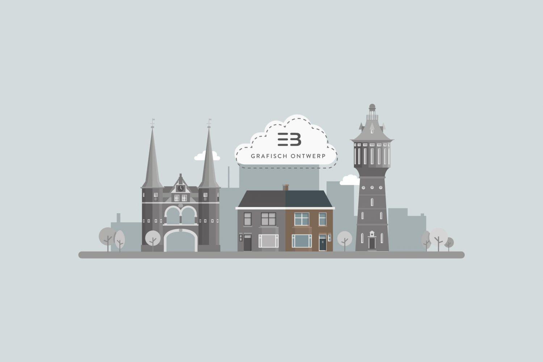 potfolio grafisch ontwerp friesland