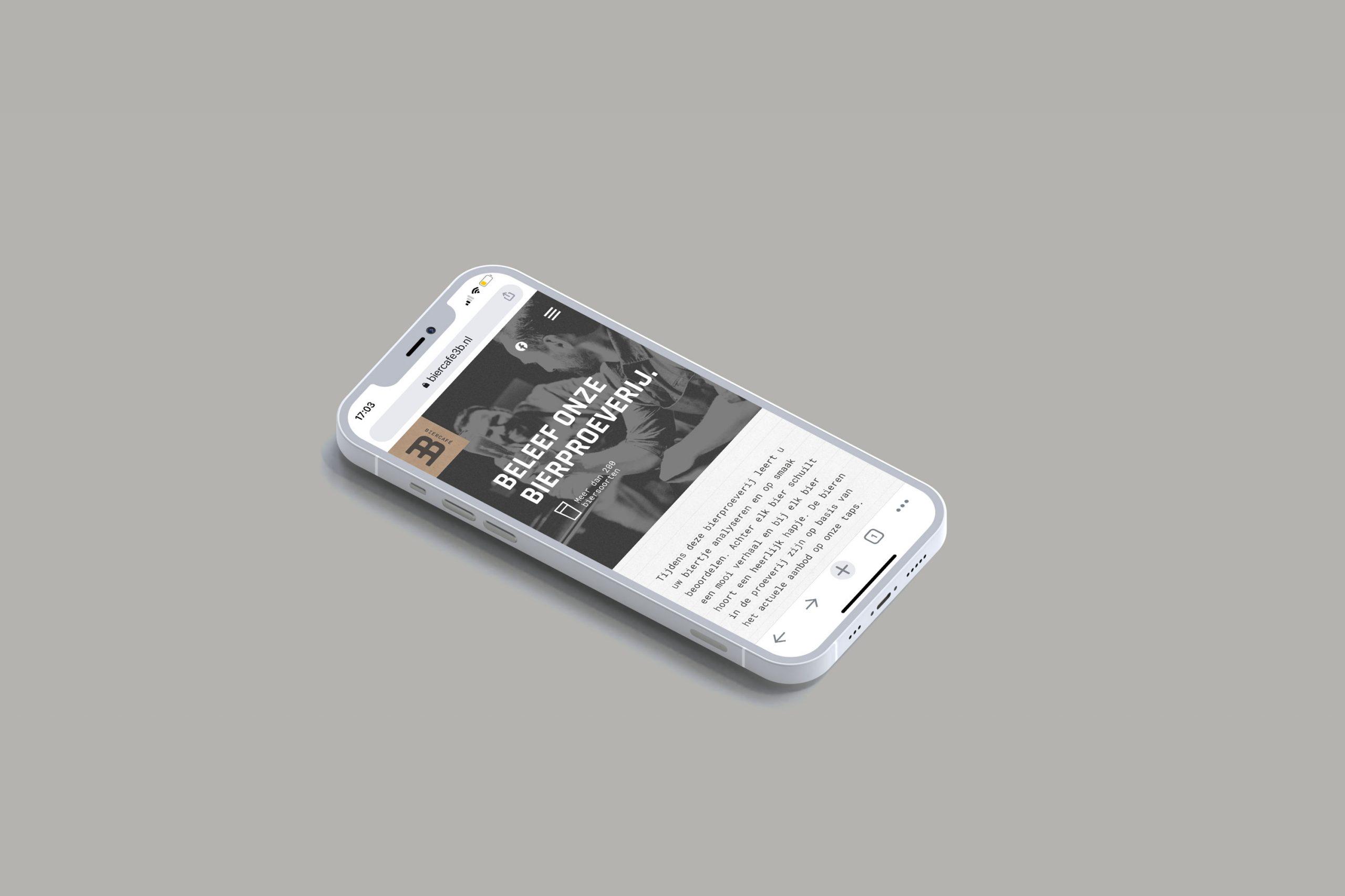mobile webdesign