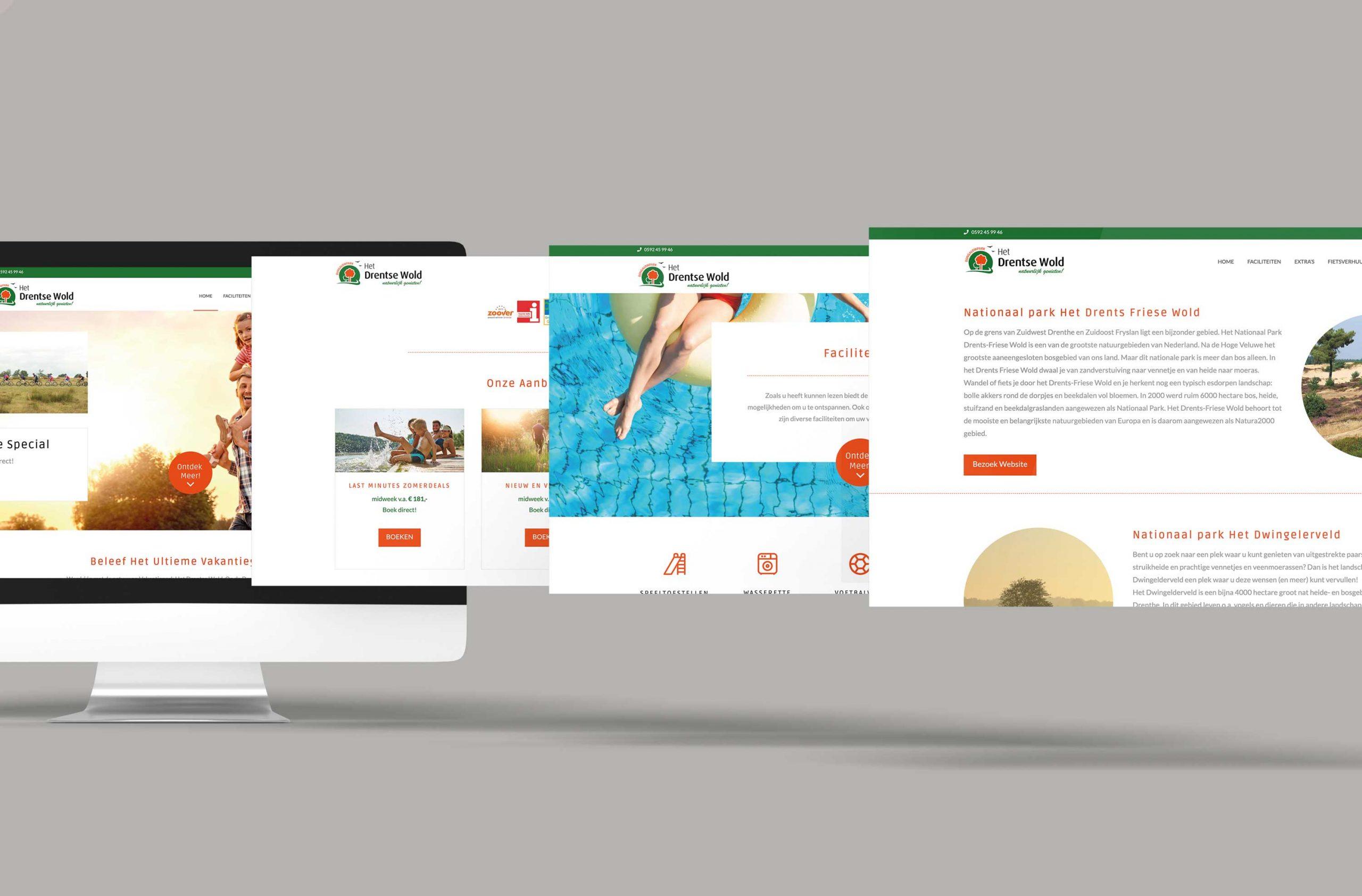 webdesign desktop hdw