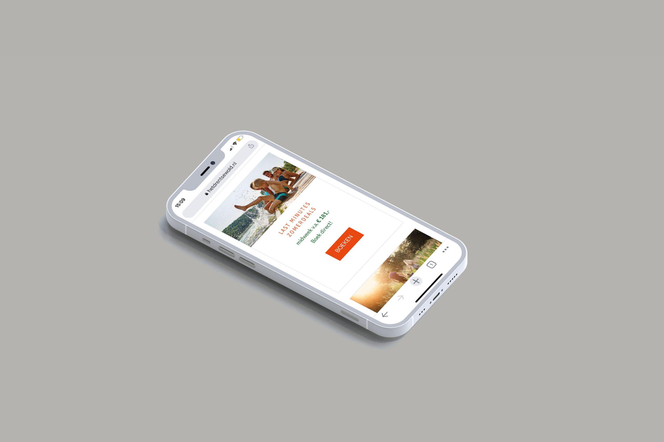 webdesign mobile hdw