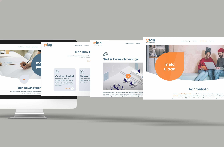 webdesign desktop